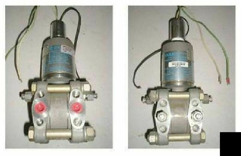 Gould Zero Maintenance Pressure Transmitter PD3000-200