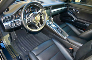 Interior shampoo and detailing from $50