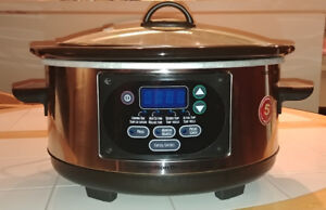 Slow Cooker used just few times