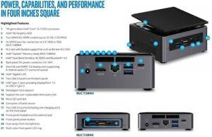 ★★★ Intel NUC i3 Computing Barebone PC ★★★