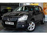 2007 NISSAN QASHQAI 1.5 DCI TEKNA 2WD 5DR HIGH SPEC! PANORAMIC ROOF! HATCHBACK D