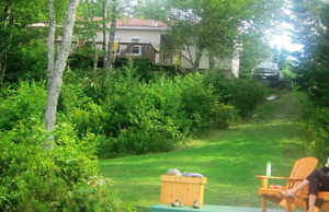 Beautiful Cottage on 2 Acres of Lakefront Land... FOR HOW MUCH?
