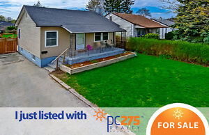 OPEN HOUSE!!! COZY & COMPLETELY UPDATED BUNGALOW IN OLD EAST!!
