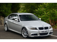 BMW 318 2.0TD auto 2010.5MY d M Sport Business Edition Silver
