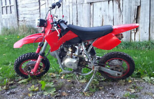 110cc Lifan Dirt Bike