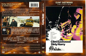 Dirty Harry (1971) - Clint Eastwood, Andy Robinson West Island Greater Montréal image 1