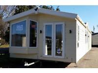 Static Caravan Dawlish Devon 2 Bedrooms 6 Berth Willerby Meridian Lodge 2013