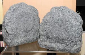 """Haut-parleurs NV-AP16RG NuVo 6.5"""" Outdoor Rock Speaker"""