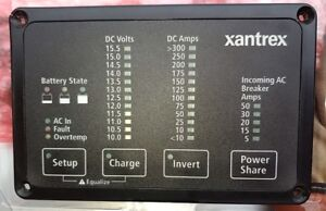 Xantrex Freedom 2500 Inverter/Charger