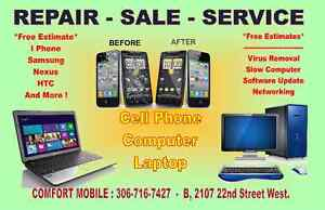 Cell Phone Repair - Cell Phone Unlock - Laptop Repair