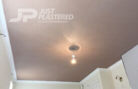 Plastering and skimming