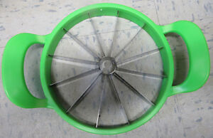 28CM Large Watermelon Cutter Slicer Stainless Steel West Island Greater Montréal image 1