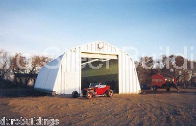 Durospan Steel 20x50x12 Metal Building Kit Prefab Garage Workshop Factory Direct