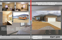 3 bdrm 2 bath home in Steinbach, beautiful finishes, must see!