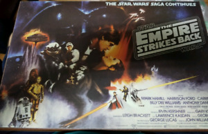 Star Wars Empire Strikes Back Wood Wall Posters