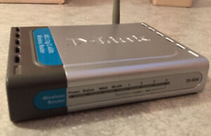 D-LINK - DWL-922C -WIRELESS ROUTER - STARTER KIT – LIKE NEW!!