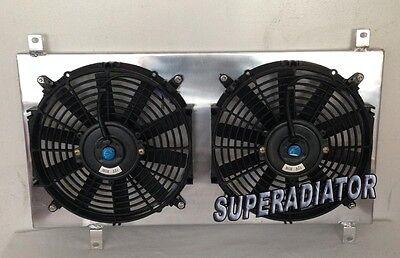 - Aluminum Radiator Fan Shroud fit for HONDA PRELUDE 2.2L 1997-2001 New