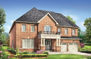 VIP Sale Pre Construction free hold 2 story detached Caledonia