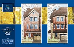 Freehold Townhouses for Sale in Brampton High $500s Heart Lake
