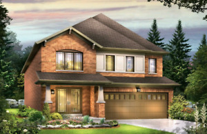 Brand new detached house for rent in Stony Creek