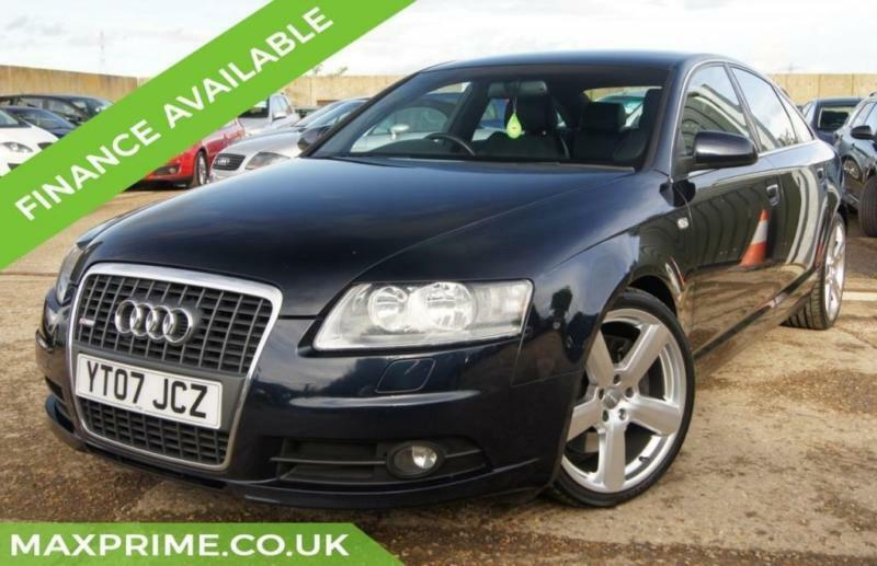 audi a6 3 2 v6 fsi quattro s line automatic 255bhp just. Black Bedroom Furniture Sets. Home Design Ideas