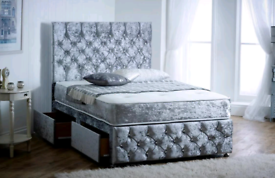 ⚡ DESIGNER DIVAN BEDS | BRAND NEW | FREE DELIVERY ⚡