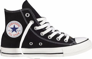 Converse Unisex Chuck Taylor All Star Canvas High-Top, New