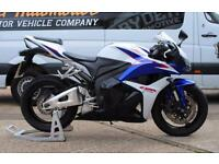 2011 - HONDA CBR600RR, TRULY IMMACULATE, £5,750 OR FLEXIBLE FINANCE TO SUIT YOU