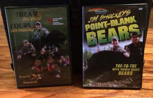 Bow hunting DVDs x2