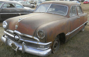 Wanted 1950 Ford Sedan for Parts