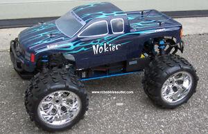 NEW RC TRUCK NITRO HSP NOKIER 1/8 SCALE 4WD City of Toronto Toronto (GTA) image 1