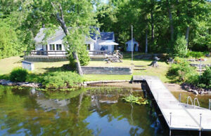 Cottage for Rent - Head Lake - Hilton's Point Road,