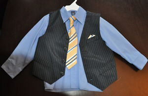 3T Boys Dressy Outfit