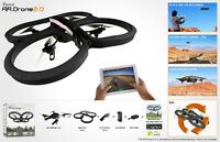 Parrot AR 2.0 Drone with GPS for Extended Flight