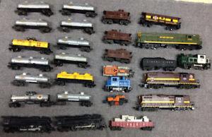 Lionel Train collection
