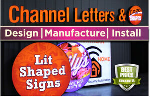Letter Sign | Local Deals on Business & Industrial Equipment in
