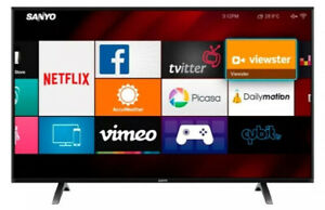 "no tax sale-LED TV 55""-4k-ultra hd smart wifi-inbox-warrant-$429"