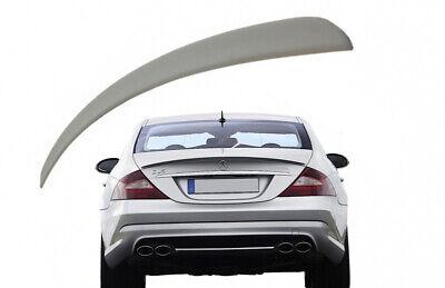 Heckspoiler geeignet für Mercedes CLS-Klasse W219 (2005-2010) Schwarz lackiert
