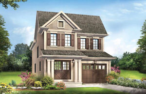 Opportunity to  Rent to Own A Brand New Home in Caledonia