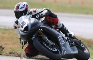 2012 Triumph 675r race bike
