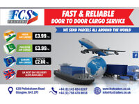 Cheap Parcel / Cargo Service for INDIA £3.99 / kg.. we send parcel all around the world