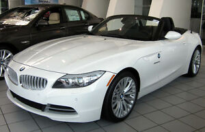 2011 BMW Z4 35I Convertible