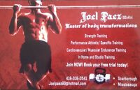 Latino Personal Trainer. (Highly Experienced). Studio