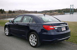 2013 Chrysler 200-Series TOTALLY A BARGAIN NOW!