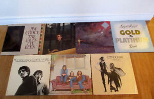 LP Record Collection Rock Pop Country Jazz Xmas