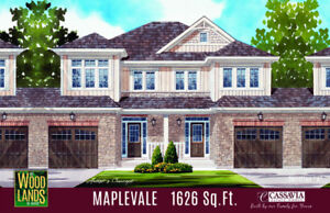 Angus Min to Base Borden BRAND NEW Executive Townhome! AVAI. NOW
