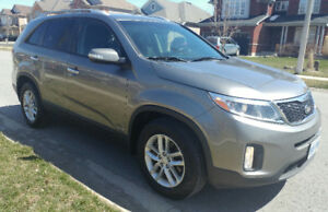 2014 Kia Sorento LX AWD V6, One owner, no accidents
