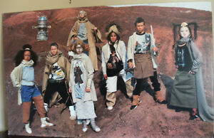 """STAR WARS - Episode 1: Store Display, 2 Sided Poster (58"""" x 36"""")"""