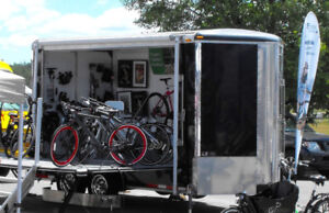 Stage Trailer / Pop Up Store