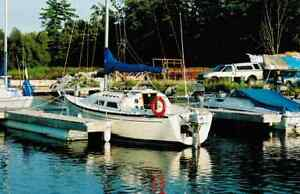 Mirage 25 sailboat for sale (1983)